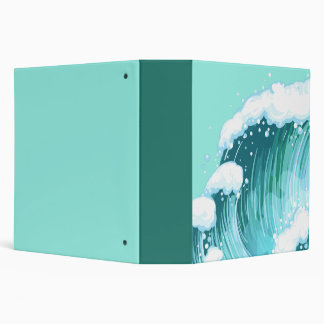 Ocean Wave Binder-Medium Binder