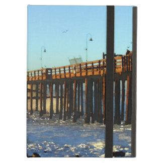 Ocean Wave Storm Pier Case For iPad Air