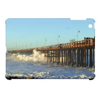 Ocean Wave Storm Pier Case For The iPad Mini