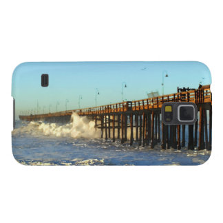 Ocean Wave Storm Pier Cases For Galaxy S5