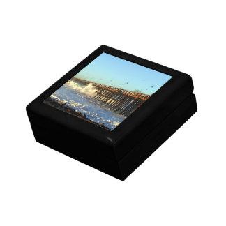 Ocean Wave Storm Pier Gift Box