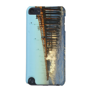 Ocean Wave Storm Pier iPod Touch 5G Case