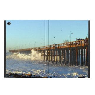 Ocean Wave Storm Pier Powis iPad Air 2 Case