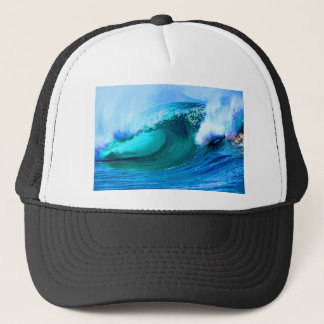 Ocean Wave Trucker Hat