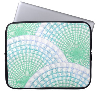 Ocean Waves Abstract Electronics Case