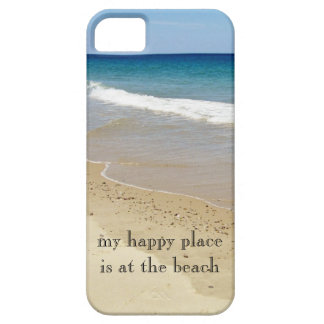 Ocean waves and beach iPhone 5 case