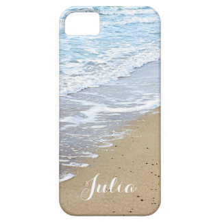 Ocean waves and beach iPhone 5 covers