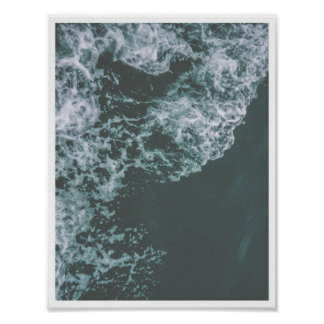 Ocean Waves Photography Print