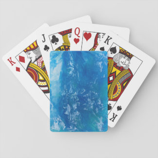 Ocean Waves Poker Deck