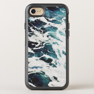 ocean waves sea nature blue water beautiful OtterBox symmetry iPhone 8/7 case
