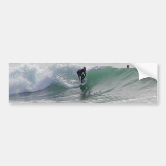 Ocean Waves Surfing Surfers Bumper Sticker