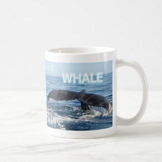 Ocean Whale Coffee Mug