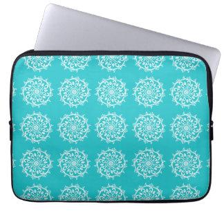 Oceana Mandala Laptop Sleeve