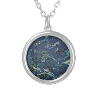Oceana Silver Plated Necklace