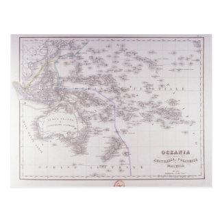 Oceania (Australia, Polynesia, and Malaysia) Postcard