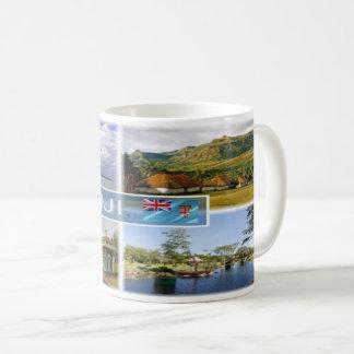 Oceania - Fiji - Coffee Mug