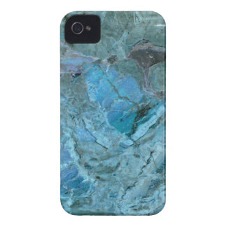 Oceania Teal & Blue Marble iPhone 4 Cases