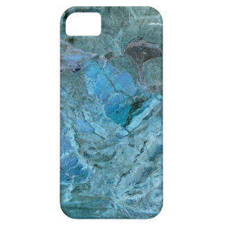 Oceania Teal & Blue Marble iPhone 5 Cover
