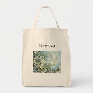 Oceanid Faeries Tote Bags