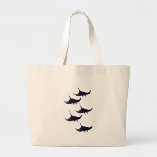 Oceans Angels Large Tote Bag