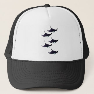 Oceans Angels Trucker Hat