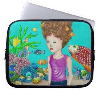 Ocean's Beauty Neoprene Laptop Case