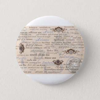 oceans by tony fernandes 2 inch round button
