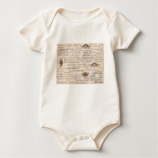 oceans by tony fernandes baby bodysuit