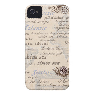 oceans by tony fernandes Case-Mate iPhone 4 case