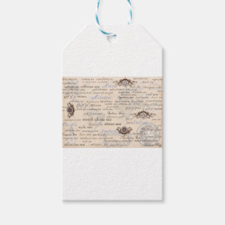 oceans by tony fernandes gift tags