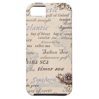 oceans by tony fernandes iPhone 5 case
