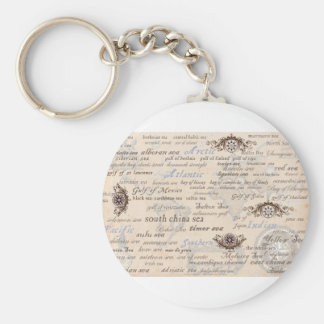 oceans by tony fernandes keychain