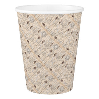 oceans by tony fernandes paper cup