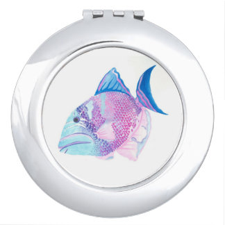 Ocean's Candy Travel Mirrors