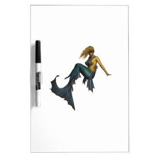 Oceans Fantasy Dry Erase Board