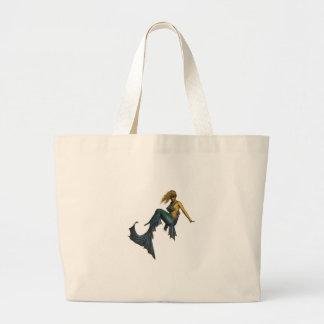 Oceans Fantasy Large Tote Bag