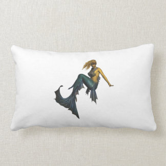 Oceans Fantasy Lumbar Pillow