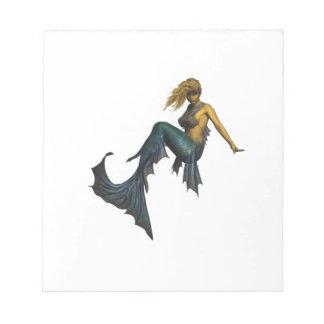 Oceans Fantasy Notepad