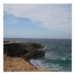 Oceans of Aruba Print