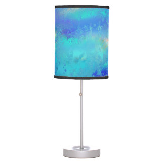 Oceans of Blue Lamp
