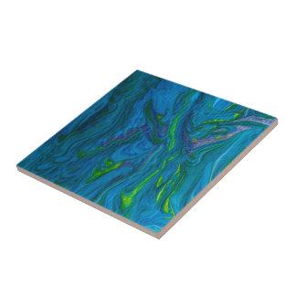 Oceans of Color Ceramic Tile. Tile