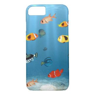 Oceans Of Fish iPhone 8/7 Case