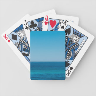 Oceans of the West Bicycle Playing Cards