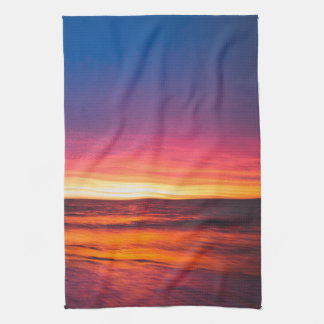 Oceans of the West Kitchen Towel