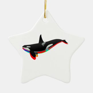 Oceans Pass Ceramic Ornament