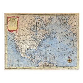 Oceans Postcard