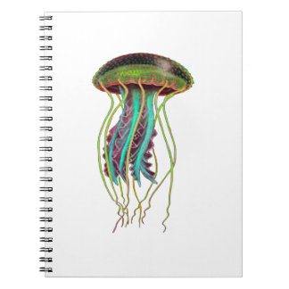 Oceans Pulse Notebook
