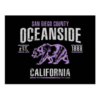 Oceanside Postcard
