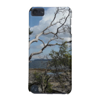 Oceanview with Unique Trees iPod Touch 5G Covers