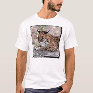 Ocelot 01 11x11 T-Shirt